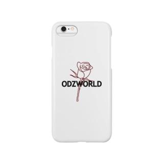 ODZWORLD ROSE Smartphone cases