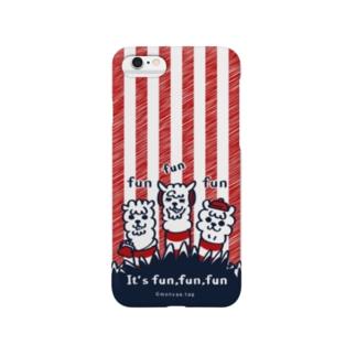 It'funfunfun【3】iPhone 6s/6用 スマートフォンケース