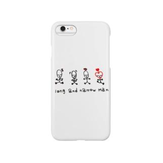 長細マン Smartphone cases