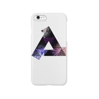 ▲サンカク Smartphone cases