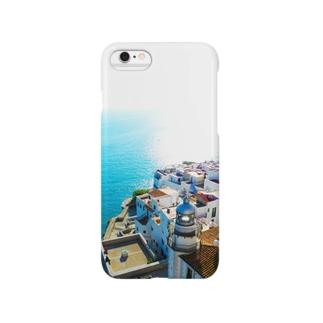 ペニスコラ Smartphone cases