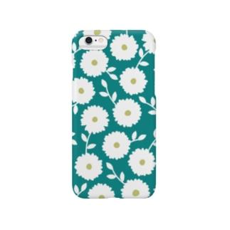 Wild Flower_BL Smartphone Case
