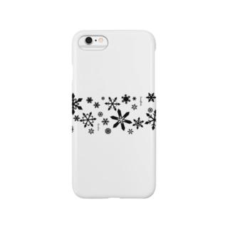 SnowflakeGarden Smartphone cases