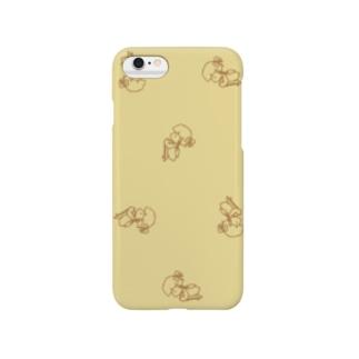 プリンの世界 Smartphone cases