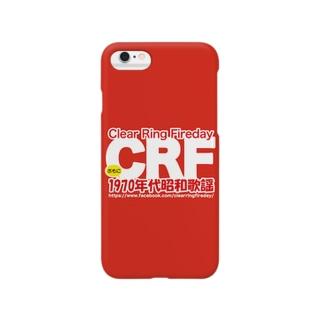 70年代 昭和歌謡 CRF Smartphone cases