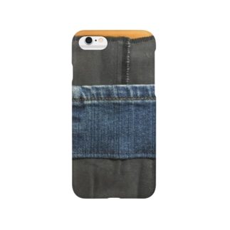 働き者の裏側iPhoneケース Smartphone Case