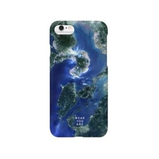 長崎県 南島原市 スマートフォンケース Smartphone cases