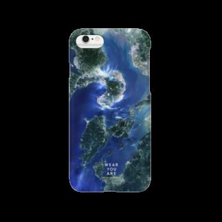 WEAR YOU AREの長崎県 南島原市 スマートフォンケース Smartphone cases