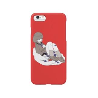 温もり Smartphone cases
