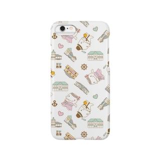 ムル&メリィ 柄 2 Smartphone cases