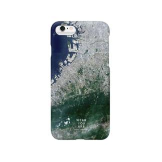 大阪府 高石市 スマートフォンケース Smartphone cases