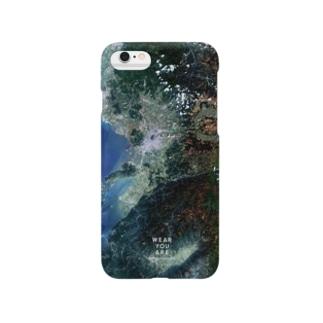 熊本県 上益城郡 スマートフォンケース Smartphone cases