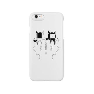 メンダコ人間 Smartphone cases