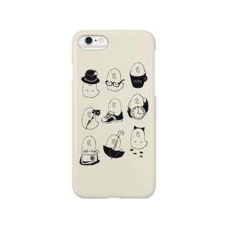 もづく市場の集合!もづくの化身 Smartphone cases