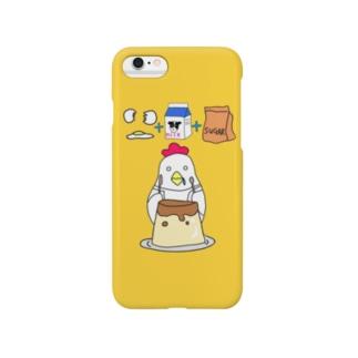 プリンのレシピです Smartphone cases
