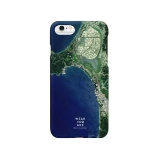 秋田県 男鹿市 スマートフォンケース Smartphone cases
