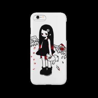 そらの負傷天使ちゃん Smartphone cases