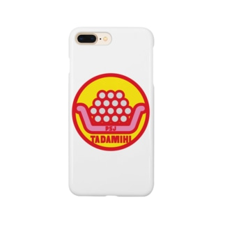 パ紋No.3207 TADAMICHI  Smartphone cases