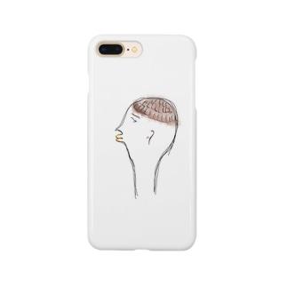 ベリショ染め女の子 Smartphone cases