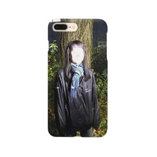 UNYA_まぶしい Smartphone cases