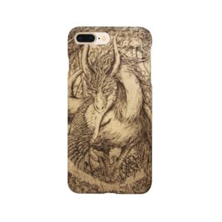 森の守護者 Smartphone cases