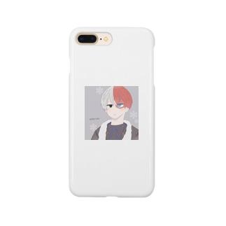 ヒロアカ×コンパス Smartphone cases