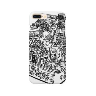 あけたらしろめ「ハイパーインフレ」 Smartphone cases