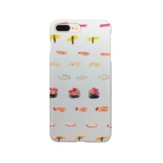 シャリが食べたくなる Smartphone cases