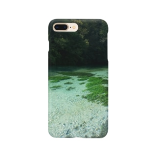 syri i kaltër(シリカルタ)川字無し Smartphone cases
