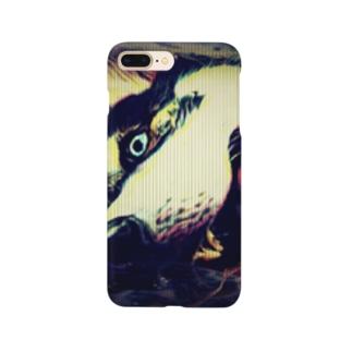 ダーティー ハスキー Smartphone cases