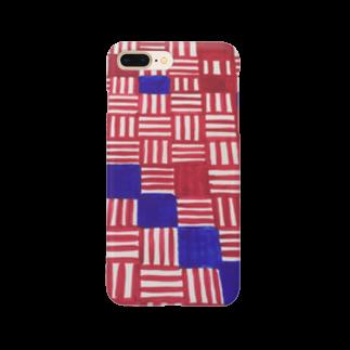 pinonblueのON OFF Smartphone cases