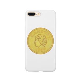 金貨 Smartphone cases