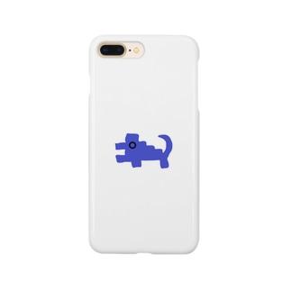 かいだんかいじゅう Smartphone cases