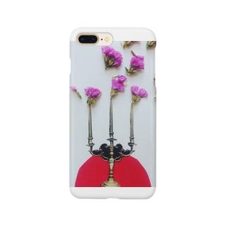 花灯る燭台 Smartphone cases