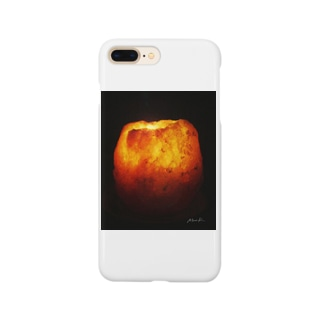 meditation candle Smartphone cases