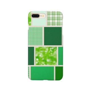 グリーンピース Smartphone cases