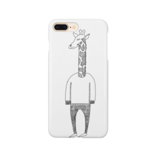 Tommy_is_mozukuの🦒 Smartphone cases
