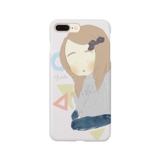 ぼーっと Smartphone cases