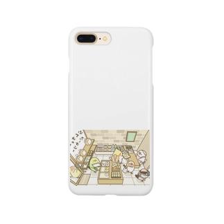 ぶんちょーベーカリー Smartphone cases