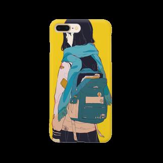 ダイスケリチャードの背中で語る Smartphone cases