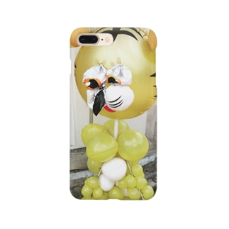 くたびれたトラさん Smartphone cases