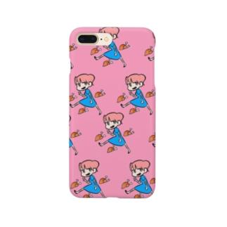 いえー Smartphone cases