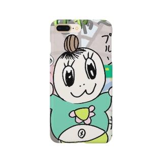 ぴ~ひゃ~ママン日用雑貨 Smartphone cases