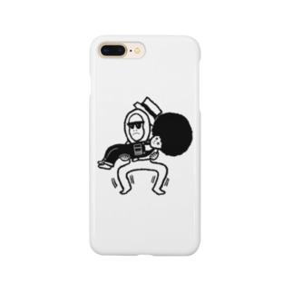 忍耐 Smartphone cases