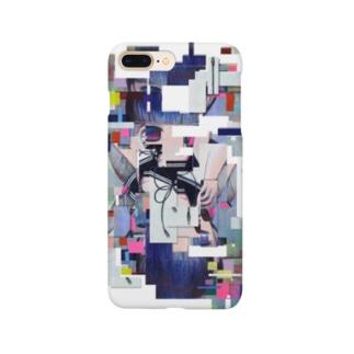 I/O コラージュ Smartphone cases