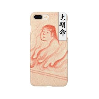 児湯郡のルーツ(火明命)日用グッズ Smartphone cases