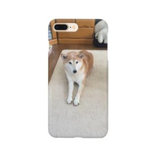 うちの犬 コロ Smartphone cases