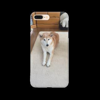 konkororin屋さんのうちの犬 コロ Smartphone cases