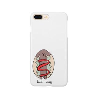 ハニー Smartphone cases