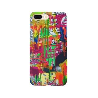 澤田の頭の中シリーズ@ドロドロ Smartphone cases